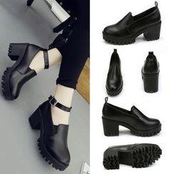 BARCA - Platform Loafers