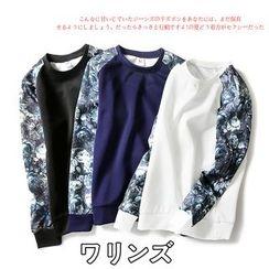Blueforce - Print Panel Pullover