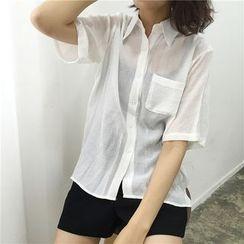 bombee - 短袖衬衫