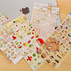 Show Home - Diary Stickers