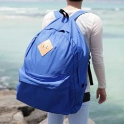 ABOKI - Oversized Cotton Backpack