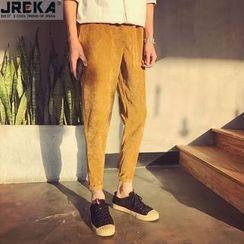 Jacka - 灯芯绒哈伦裤