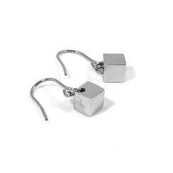 Kamsmak - Cube Earrings