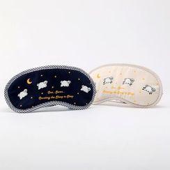 Cottoncraft - Sheep Print Eye Mask
