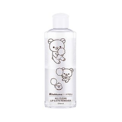 A'PIEU - All Clean Lip & Eye Remover (Rilakkuma Edition) (White Lily) 160ml