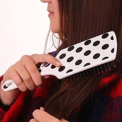 Showroom - Polka Dot Hair Brush