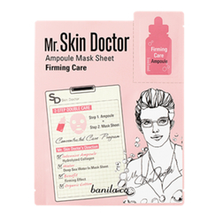banila co. - Mr Skin Doctor Ampoule Mask Sheet -  Firming Care