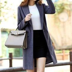 Donnae - Shawl Collar Coat