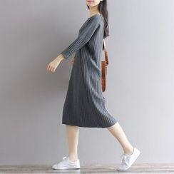Fancy Show - 直筒连衣裙