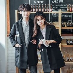 We Belong - Couple Matching Lapel Coat