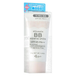 ettusais - BB Mineral White SPF 45 PA++ (#10 Light Skin)