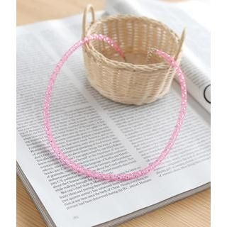 Petit et Belle - Mesh Tube Choker Necklace