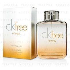 Calvin Klein 卡爾文克來恩 - CK Free Energy Eau De Toilette Spray