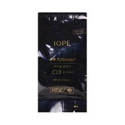 IOPE - Air Cushion Natural Glow SPF50+ PA+++ Refill Only (#C13 Cool Irony)