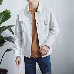 Arthur Look - Ring Detail Button Jacket