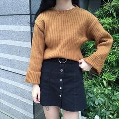 Bloombloom - Plain Sweater