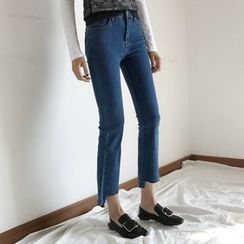 SUYISODA - Boot Cut Jeans