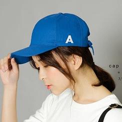 Heynew - 刺繡字母棒球帽