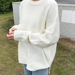 Porta - Plain Sweater