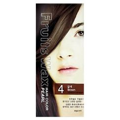 Kwailnara - Fruits Wax Hair Color Pearl