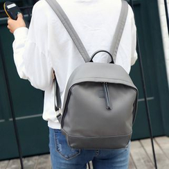 Little Days - Set: Nylon Backpack + Bucket Bag