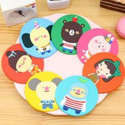 ITOK - Cartoon Silicone Coaster