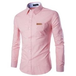 Fireon - Check Long-Sleeve Shirt