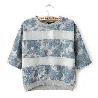 LULUS - Floral Pullover