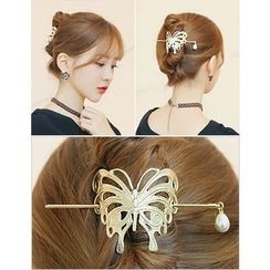 soo n soo - Butterfly Hair Styling Stick