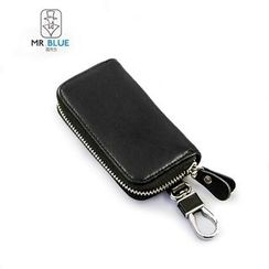 MR.BLUE - Genuine Leather Key Pouch