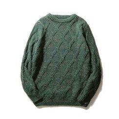 ZZP HOMME - 混色毛衣