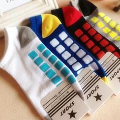 Cutesy Dream - Set of 4: Ankle Socks