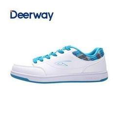 Deerway - Plaid Panel Sneakers
