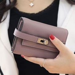 Clair Fashion - Faux-Leather Wallet