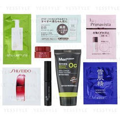 YesStyle Beauty - Japanese Beauty Sample Starter Set