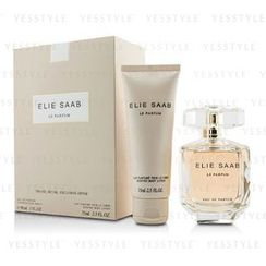 Elie Saab - Le Parfum Coffret: Eau De Parfum Spray 90ml/3oz + Body Lotion 75ml/2.5oz