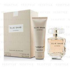Elie Saab - Le Parfum Coffret: Eau De Parfum Spray 90ml/3oz + Body Lotion 75ml/2.5oz