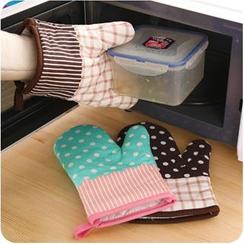 VANDO - Printed Oven Glove