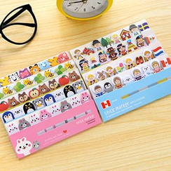 Show Home - Assorted Mini Sticky Notes