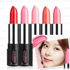LadyKin - One Touch Bling Glow Lipstick (#02 Rose Pink)