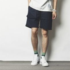 Mr.C studio - Plain Shorts