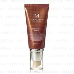 Missha - M Perfect Cover BB Cream SPF 42 PA+++ (#13 Bright Beige)