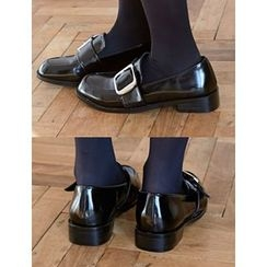 FROMBEGINNING - Buckled Loafers