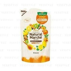 Kracie - Naïve Natural Marche Body Wash (Citrus) (Refill)