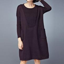 chic n' fab - 寬鬆針織連衣裙