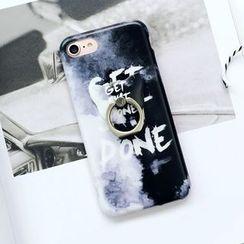 Homap - iPhone 7 / 7 Plus / 6s / 6s Plus 水彩手機保護套