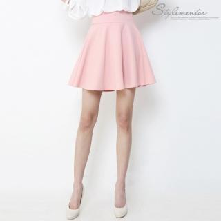 Stylementor - Elasticized Waist Skirt