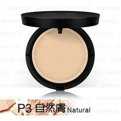Jealousness - Soft Velvet Pressed Powder SPF 25 (#P3 Natural)