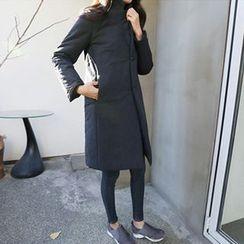 Hello sweety - Single-Breasted Coat