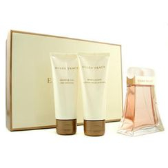 Ellen Tracy - Ellen Tracy Coffret: Eau De Parfum Spray 100ml/3.4oz + Body Lotion 100ml/3.4oz + Shower Gel 100ml/3.4oz